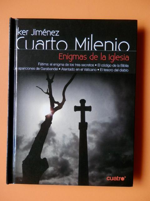 Cuarto Milenio. 1ª Temporada. Enigmas de la Iglesia. Nº 3 | eBay